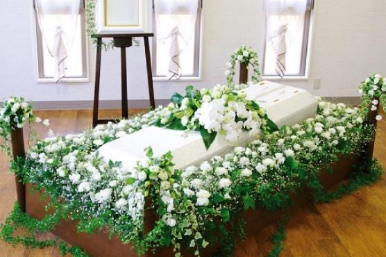 花祭壇 火葬プラン